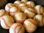 Мячи бейсбольные, ловушки  бейсбольные
