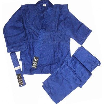 Кимоно / доги для дзюдо, айкидо синее