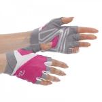 Перчатки для фитнеca (черный, розовый, синий)
