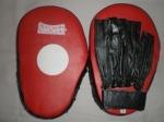 Лапы боксёрские кожаные Sprinter №1