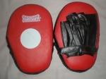 Лапы боксёрские кожаные Sprinter №2