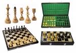 Шахматы деревянные - индиан