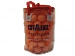 Шарики для настольного тенниса в сумочке ( желтые )