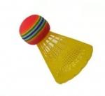 Воланчик пластиковый c пенной головкой BIG-12
