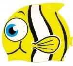 Шапочка для плавания детская QUICK (с плавниками)