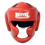 Шлем боксерский закрытый Reyvel (винил)