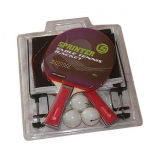 Набор для настольного тенниса  ВR33(2 ракетки 3 шарика  сетка)