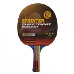 Ракетка для игры в настольный теннис Sprinter 3***