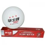 Шарики для настольного тенниса T.T.Ball 3 звезды