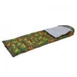 Спальный мешок одеяло с капюшоном (400г на м2, 177 30х75см  15-5