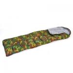 Спальный мешок одеяло с капюшоном (500г на м2, 168 32х70см  10-10)