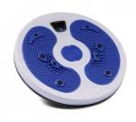 """Диск """"Здоровье"""" с компьютером -  пластиковый с функциями массажа стоп и магнитной терапией"""